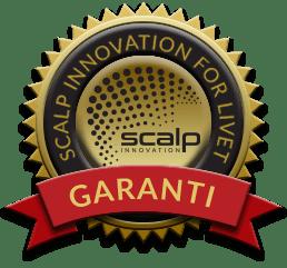 scalp mikropigmentering - garanti mod hårtab